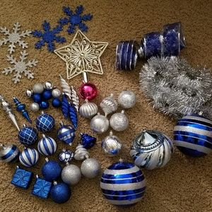Other - Christmas tree ornaments